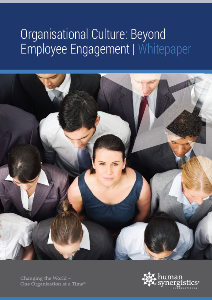 Beyond Employee Engagement White Paper
