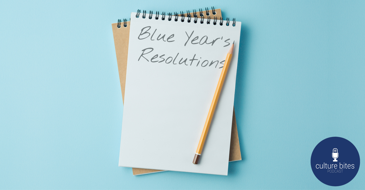 Blue Years Resolutions