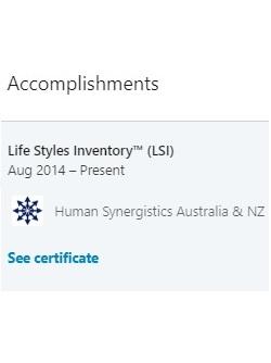 HS Accreditation LinkedIn Certification thumbnail