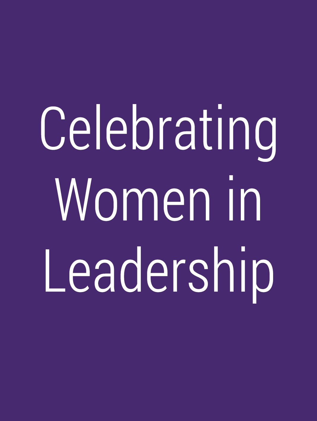IWD Celebrating Women in Leadership Thumbnail