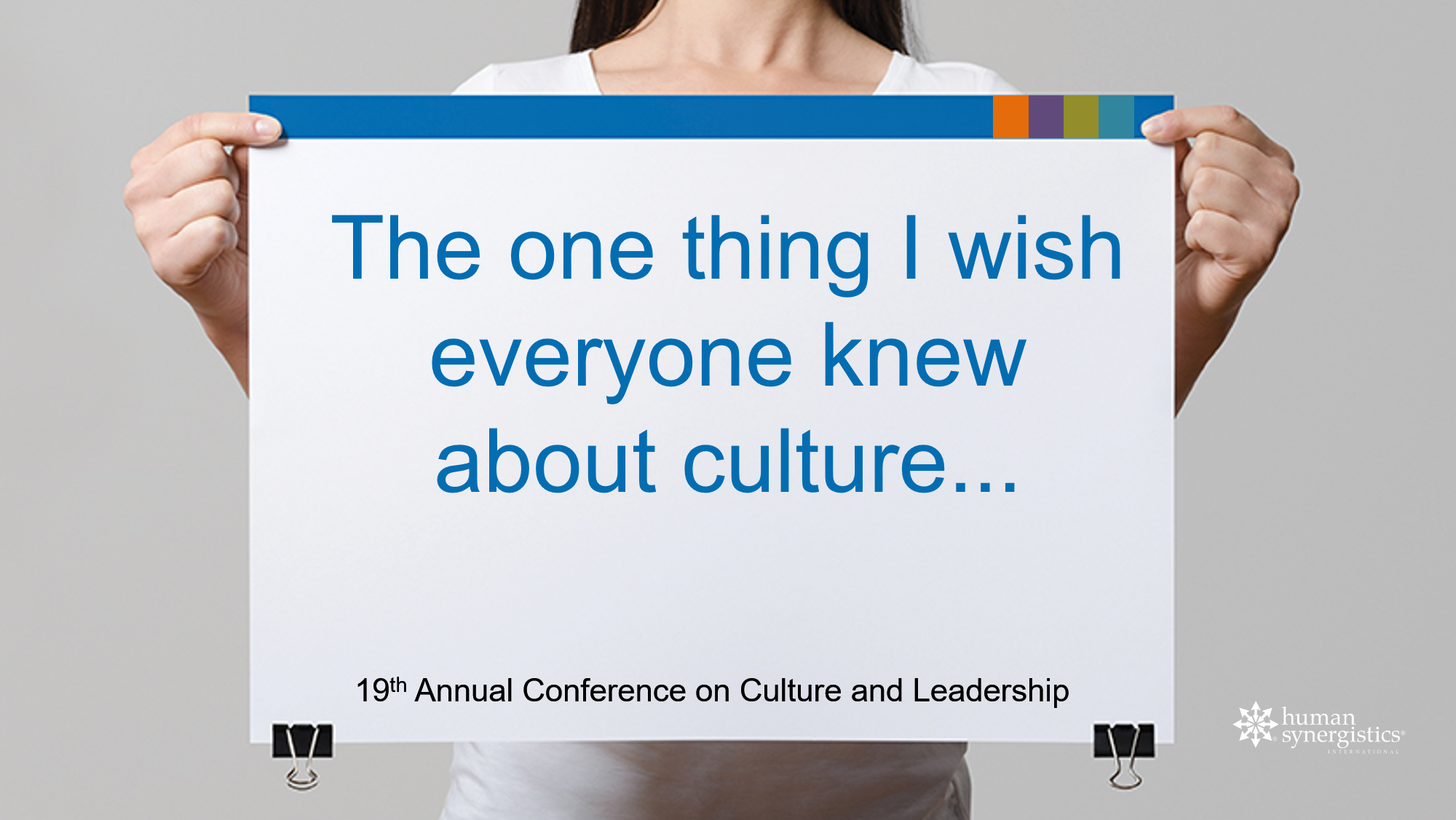 Australian Conferences on Culture and Leadership