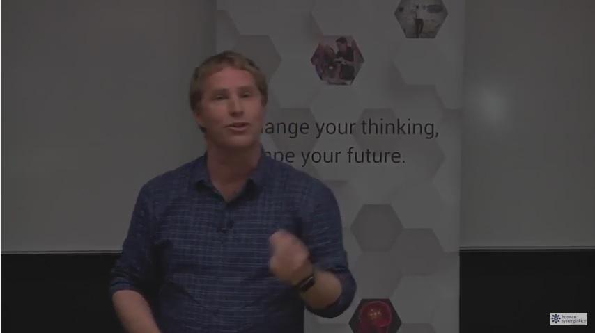 NZ Conference 2015 - Think Like a Futurist